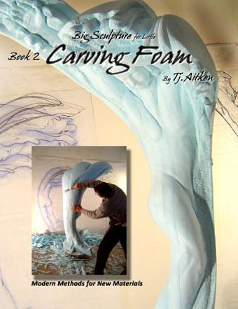 click for 'carving foam' book description