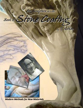click for 'stone coating' book description
