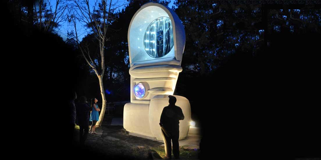 Light Dodger sculpture cover image